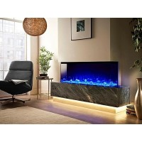 Bespoke Electric Fire Panoramic 1500hd