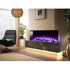 Bespoke Panoramic 1250 HD Electric Fire