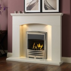 The Cartmel Marble Fireplace