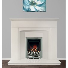 The Murano Marble Fireplace