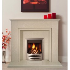 The Marco Marble Fireplace