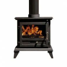 The Firefox 8 Cleanburn DEFRA approved Multi-Fuel Stove