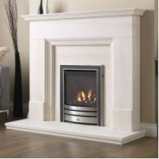 Wildfire Cressida High Efficiency Glass Fronted Gas Fire
