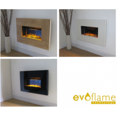 Evonic Evoflame Scala Wall Mounted Electric Fire