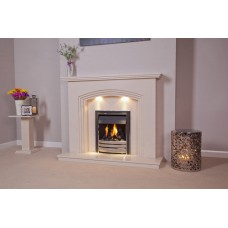 The Redditch Marble Fireplace