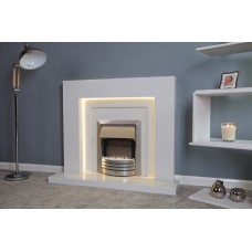 The Modena Marble Fire Surround