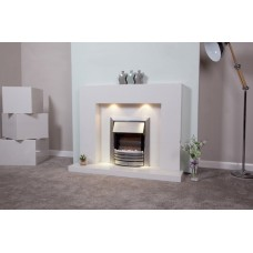 The Tewkesbury Marble Fire Surround
