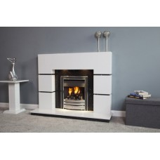The Hanbury Marble fire Surround