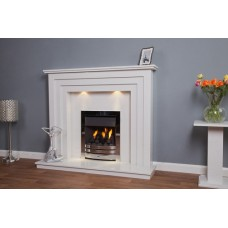 The Hereford Marble Fire Surround