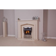The Corby Marble Fire Surround